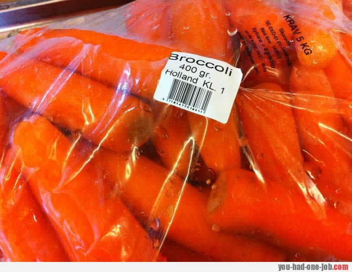 Carrot broccoli