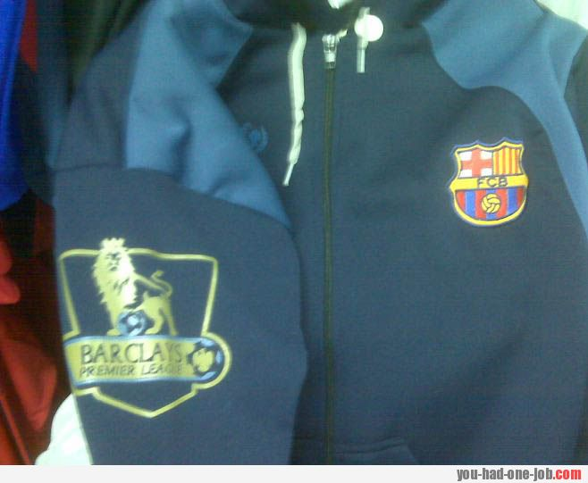 Joint venture between Barcelona and Barclays
