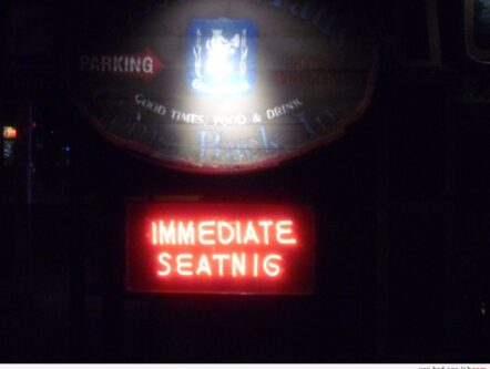 immediate-seatnig